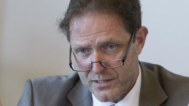 Strafrechtsexperte Benjamin Brägger.