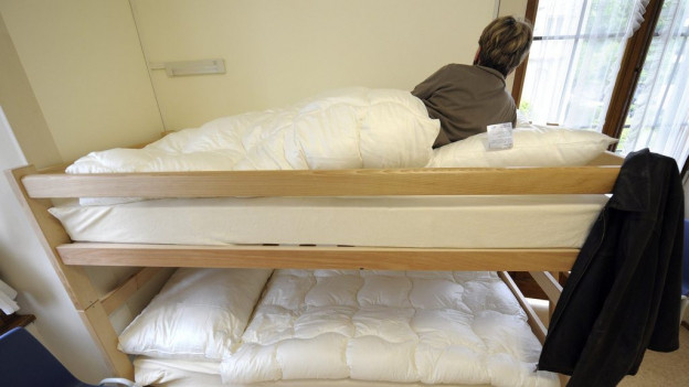 Die Notschlafstelle ist für viele eine wichtige Institution.