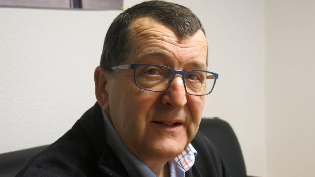 Walter Schwab geht nach 16 Jahren in Pension.