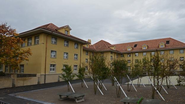 Im Schulhaus Munzinger im Mattenhof-Quartier wird der Platz langsam knapp.