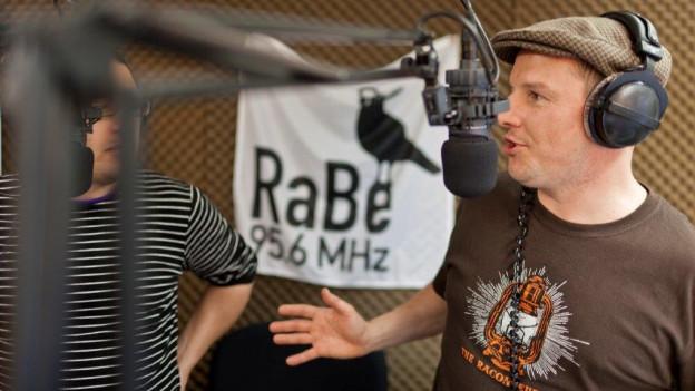 Radio Rabe feiert Geburtstag.