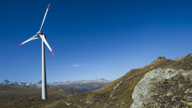 Der Kanton Bern lockert Rahmenbedingungen für Windparks