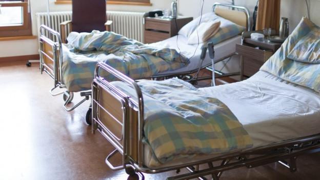 Keine Mehrkosten für auswärtige Patienten.