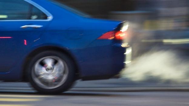 Motorfahrzeugsteuern: Erhöhung wird bekämpft.