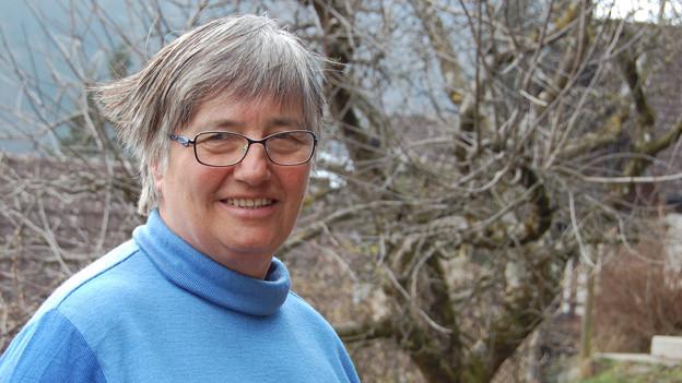 Astrophysikerin Kathrin Altwegg.
