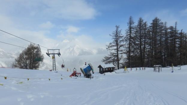 Skigebiet Eischoll