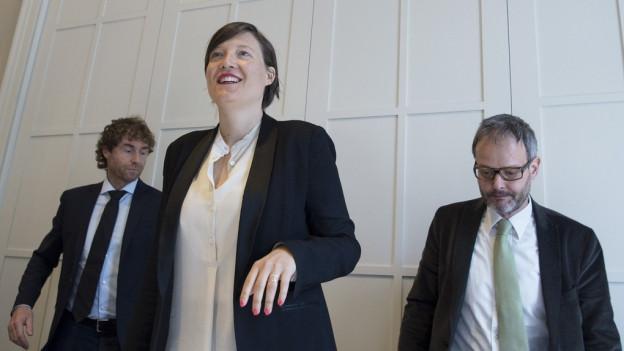 Nina Zimmer ist die neue Direktorin des Kunstmuseums und ZPK