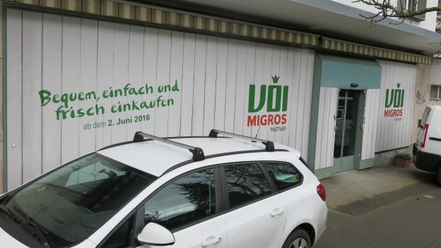 Der Grossverteiler Migros investiert in den Quartierladen.