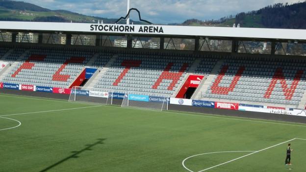 Der Streit um das Thuner Stadion wurde beigelegt.