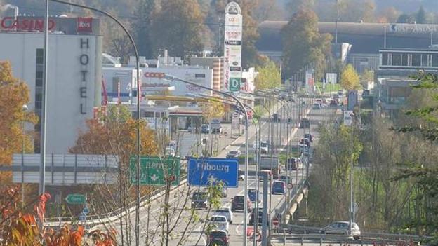 Die Agglo Freiburg wächst rasant.