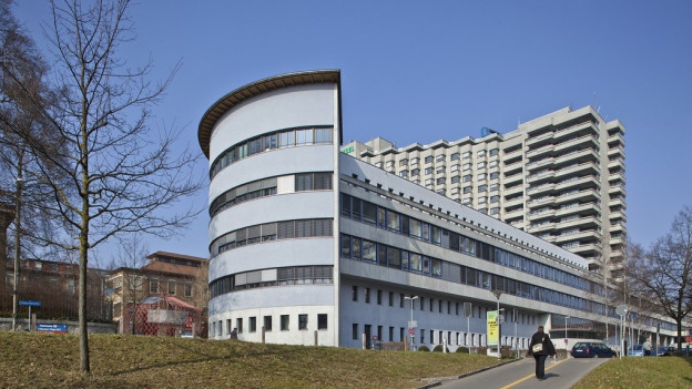 Die Berner Insel-Gruppe ist das grösste Spital der Schweiz.