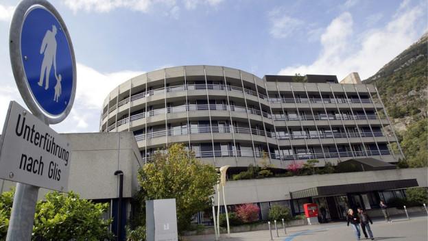 Die gesamte Spitalinfrastruktur im Oberwallis soll nach Brig verlegt werden.