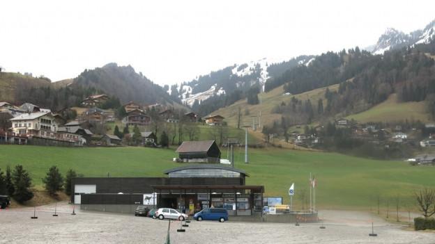 Talstation Charmey: Nur gemeinsam können die Bergbahnen im Greyerzerland überleben.