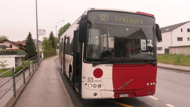 400'000 Kilometer mehr sollen die Busse fahren.