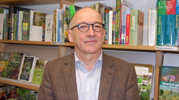 Verleger Matthias Haupt
