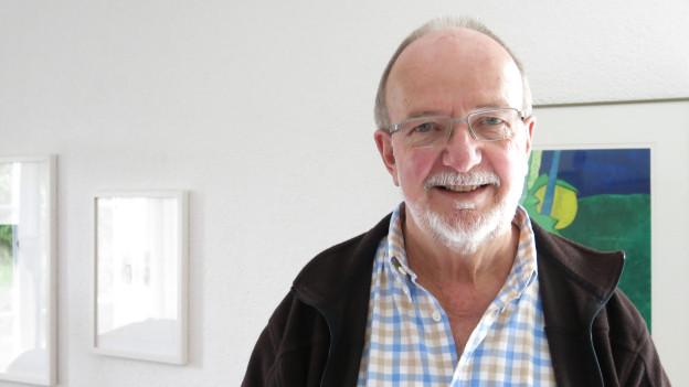 «Ich bin ein Landei, habe Freude an der Natur und beobachte sie auch gerne»: Heinz Wanner