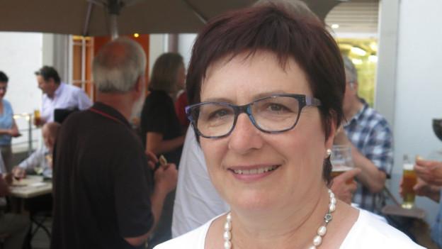 Die CSP-Kandidatin Bernadette Mäder-Brülhart ist die einzige Freiburger Staatsratskandiatin aus dem Sensebezirk.