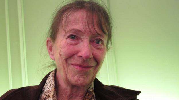 Sie war die Urheberin der Fristenregelung:Anne-Marie Rey.