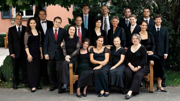 Ensemble Orlando Freiburg