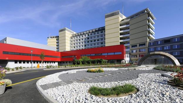 Keine ausgebaute Herzchirurgie am Kantonsspital Freiburg.