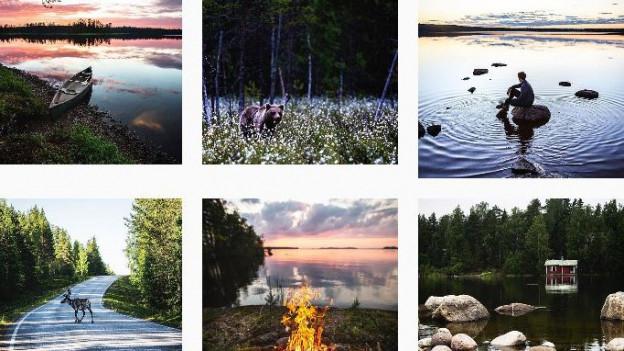 Der schweizer Tourismus entdeckt Instagram als Werbekanal