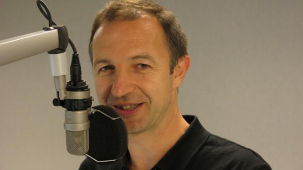 Iwan Wassilevski mag die unterschiedlichen Musikstile bei den Thuner Seespielen.