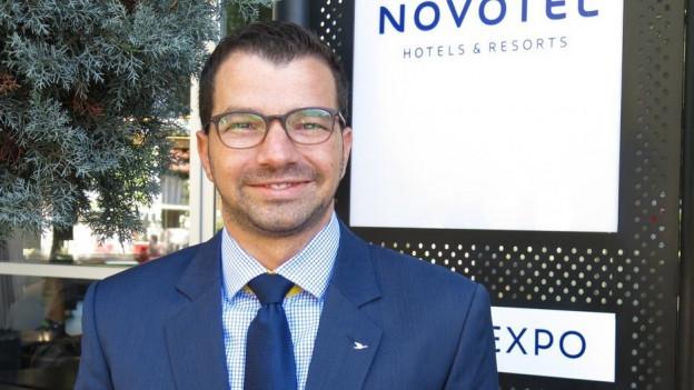 Novotel Direktor Vincenzo Ciardo