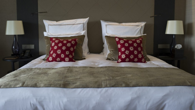 Leere Hotelbetten: von Januar bis Juni keine Seltenheit.