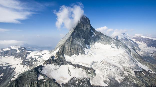 Schön und gefährlich: das Matterhorn.