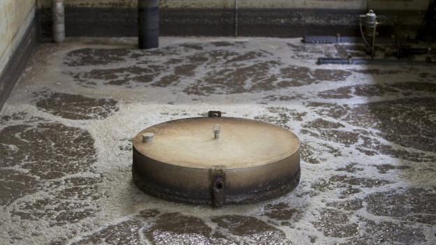 Die Abwasserreinigung im Wallis funktioniert besser.