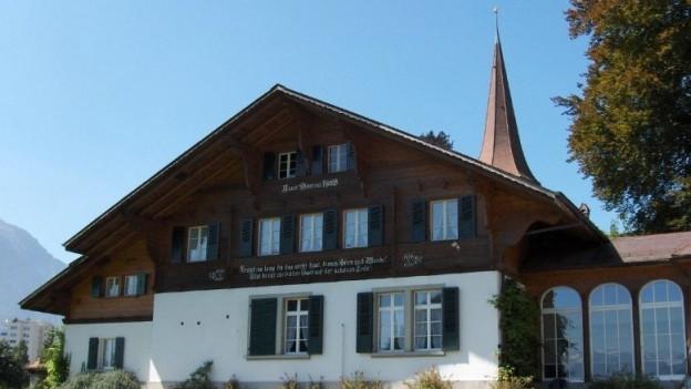Ein ländliches Haus