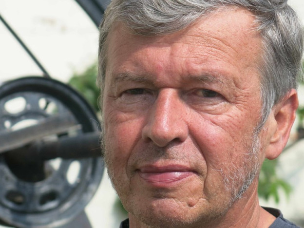 Rennfahrer René Progin hat dank Jean Tinguely zur Kunst gefunden.