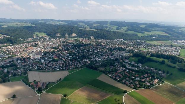 In Burgdorf sollen Verbesserungen am Strassennetz Entlastung bringen