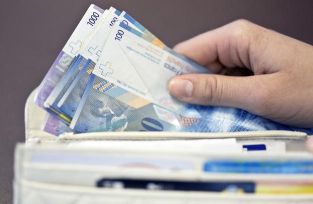 Krankenkassen: Immer mehr Leute machen keinen Griff ins Portemonnaie.