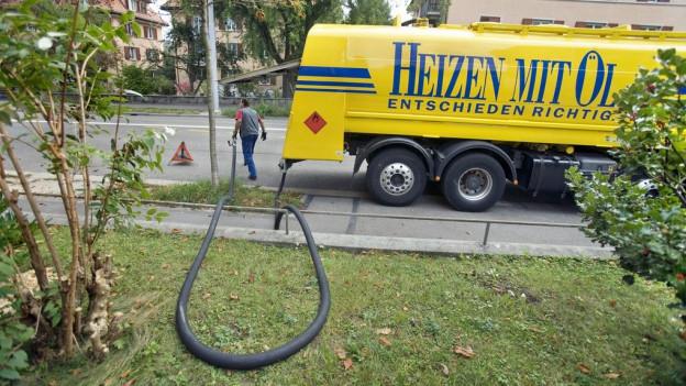 28'000 Ölheizungen sind im Kanton Bern noch in Betrieb.