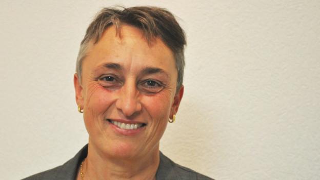 Sie ist Staatsratspräsidentin – und muss dennoch um ihren SItz kämpfen: Marie Garnier.