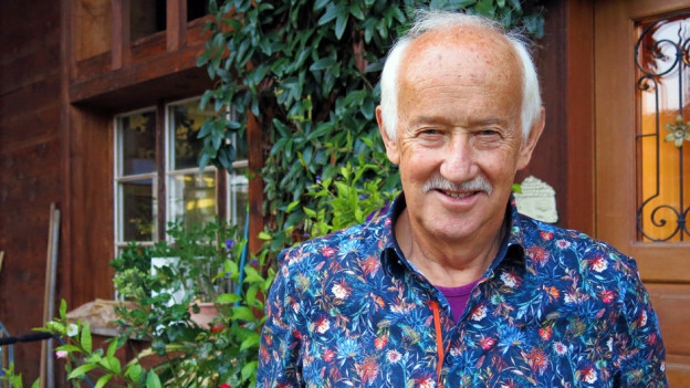 Nach 40 Jahren ist Schluss: Nächstes Jahr kontrolliert Fritz Wyss keine Pilze mehr in Schwarzenburg.