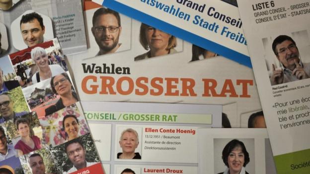 Wahlen Freiburg