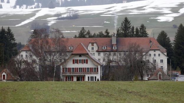 Das Jugendheim in Prêles ist Geschichte.