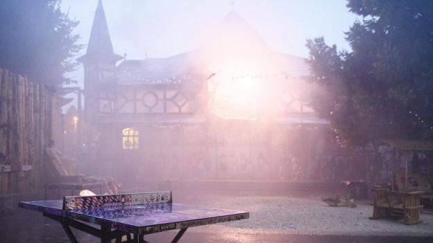 Berns Zankapfel. Das Kulturzentrum Reitschule ist in der Stadt so beliebt wie verhasst.