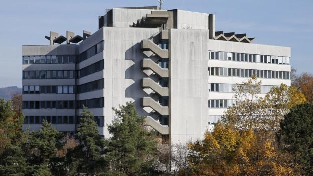 Beliebt für allerlei Nutzungen: Das ehemalige Zieglerspital.