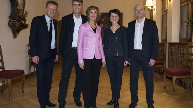 Rot-Grün-Mitte gewinnt Wahlen in der Stadt Bern
