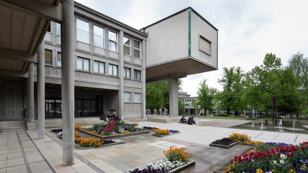 Stiess mit einem «Zentrum für Islam und Gesellschaft» auf Ablehnung: Universität Fribourg.