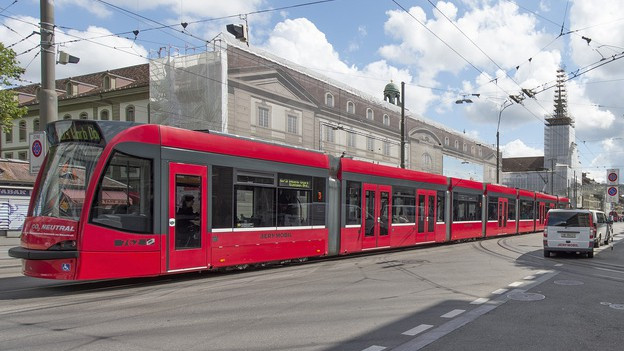 Am Tramprojekt Bern-Ostermundigen kann weiter geplant werden.