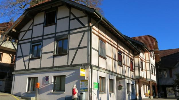 Das Sozial- und Kulturzentrum Rüttihubelbad ist in der Gemeinde Walkringen (BE).