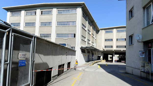 Die ehemalige Kartonfabrik Deisswil.