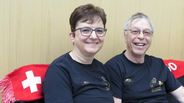 Cornelia und Bernhard Bärtschi werden auch weiterhin einen Teil ihrer Ferien an Radrennen verbringen.