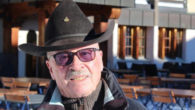 Art Furrer wird 80 Jahre alt und hat noch viele Ideen.