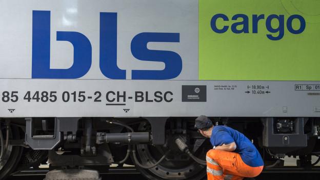 Nach den Deutschen steigen die Franzosen ein: SNCF Logistics übernimmt 45 Prozent von BLS Cargo.