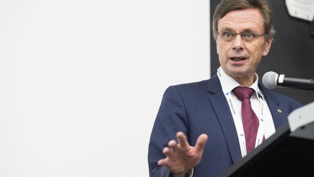Hans-Jürg Käser tritt zu den Wahlen nicht mehr an.